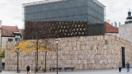 Die Münchner Hauptsynagoge Ohel Jakob. In München ist einRabbiner verfolgt und beleidigt worden. (Archivbild).