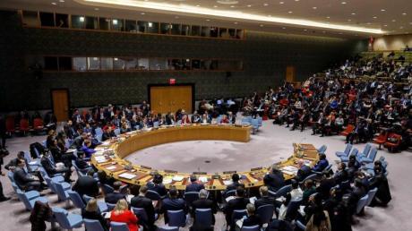 Nach wochenlangem Streit hat der UN-Sicherheitsrat sich auf einen Kompromiss für Hilfslieferungen nach Syrien geeinigt.
