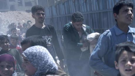 Nach langem Ringen hat sich der UN-Sicherheitsrat doch noch auf eine eingeschränkte Fortsetzung der humanitären Syrienhilfe geeinigt.