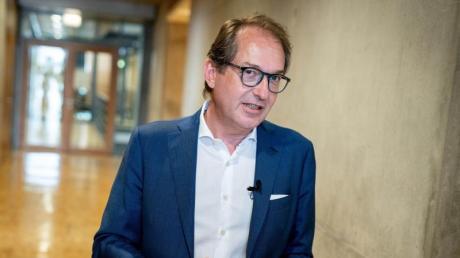 Alexander Dobrindt setzt auf bundeseinheitliche Pandemiebekämpfung