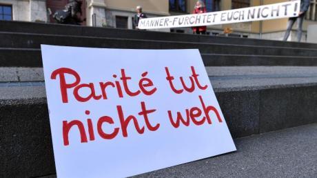 Thüringens Verfassungsrichter hat eine Paritätsregelung im Landeswahlgesetz gekippt.