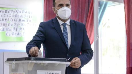 Die Sozialdemokraten von Zoran Zaev küren sich in Nordmazedonien zum Sieger.