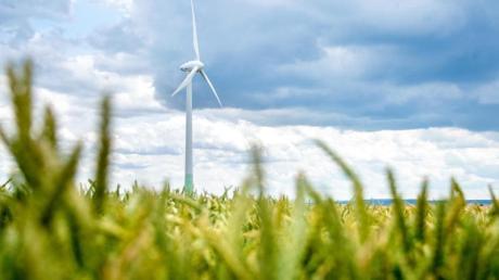 Der von Windkraftanlagen an Land geht weiterhin schleppend voran.
