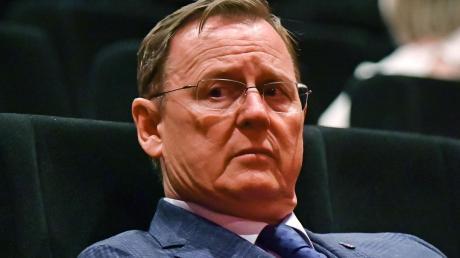 Bodo Ramelow hat im Thüringer Landtag für einen Eklat gesorgt.