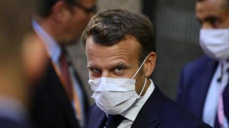 Der französische Präsident Macron verspricht einen Wandel.