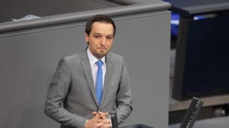Benjamin Strasser: Charakter der AfD bleibt rechtsextrem.