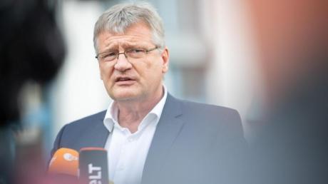 Jörg Meuthen ist Bundessprecher der AfD und hat den Kalbitz-Ausschluss forciert.