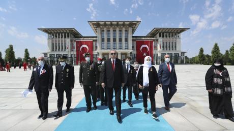 Der türkische Präsident Erdogan will soziale Medien stärker unter die Kontrolle des Staates bringen.