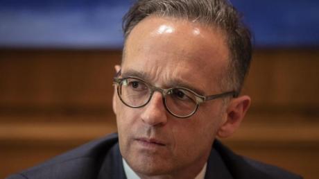 «Wir erwarten, dass China seine völkerrechtlichen Verpflichtungen einhält», sagt Heiko Maas.