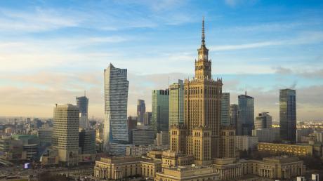 Polens Hauptstadt Warschau will grüner werden.