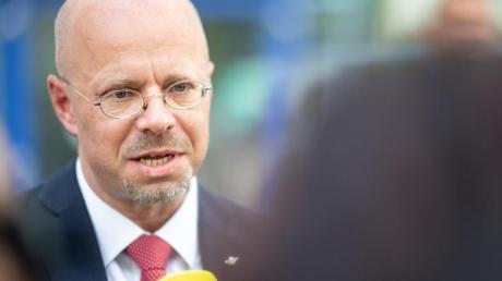 Will weiter Fraktionschef der AfD bleiben:Andreas Kalbitz.