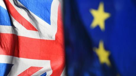 Die EU und Großbritannien verhandeln weiterhin über die künftigen Beziehungen anch dem Brexit.