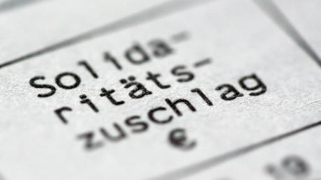 Die FDP fordert eine vollständige Soli-Abschaffung zum 1. Januar 2020.