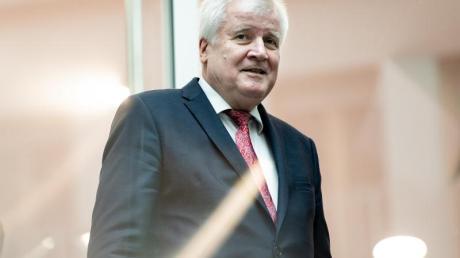 Horst Seehofer möchte eine europäische und keine nationale Lösung.