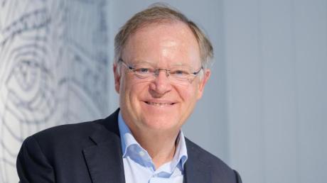 Stephan Weil: «Die SPD sollte den Vorteil nutzen, der sich aus einer späten Festlegung der Union ergeben könnte.».