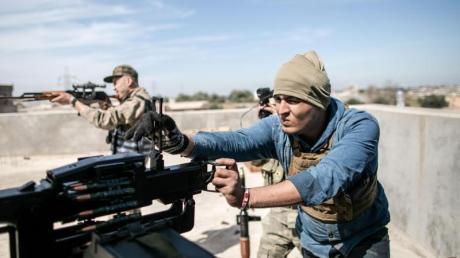 In Libyen herrscht seit dem Sturz von Langzeitherrscher Muammar al-Gaddafi im Jahr 2011 Bürgerkrieg.