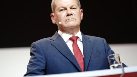 «Es geht ja nicht morgen früh der Wahlkampf los. Sondern es ist einfach ganz normale Regierungsarbeit angesagt», sagt Olaf Scholz.