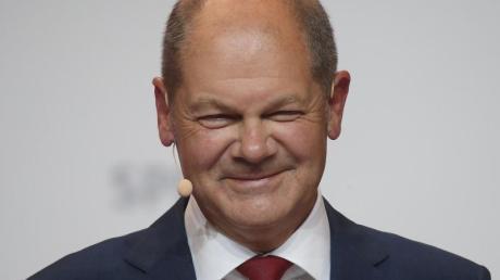 Steht einem Bündnis mit der Linken skeptisch gegenüber:Olaf Scholz, Bundesminister der Finanzen und Kanzlerkandidat der SPD.