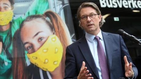 Verkehrsminister Andreas Scheuer fordert die Grünen im Streit um die neue Straßenverkehrsordnung zu Kompromissbereitschaft auf.