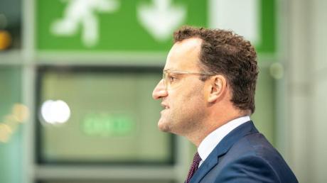 Gesundheitsminister Jens Spahn ist positiv auf das Coronavirus getestet worden.