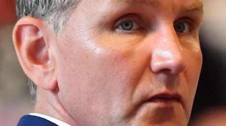Björn Höcke führt den völkischen Flügel der AfD an.