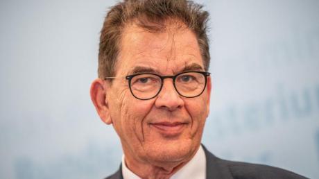 Bundesentwicklungsminister Gerd Müller will 2021 nicht mehr für den Bundestag kandidieren.