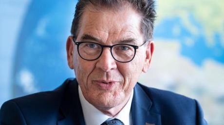 «Wir müssen die Waldzerstörung endlich stoppen», sagte Entwicklungsminister Müller.