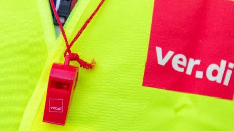 Die Gewerkschaft Verdi fordert mehr Einkommen.