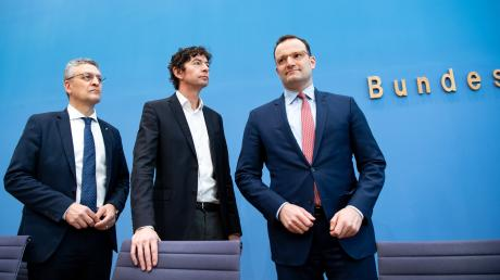 "Krisen-KommunikatorenLothar H. Wieler, Christian Drostenund Jens Spahn: Tricks nach dem ""Good-Guy-Bad-Guy-Prinzip"""