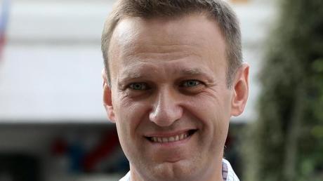 Alexej Nawalny hat Ex-Bundeskanzler Schröder schwere Vorwürfe gemacht.