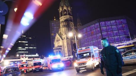 Im Dezember 2016 richtete Anis Amri auf dem Weihnachtsmarkt am Berliner Breitscheidplatz ein Blutbad an.