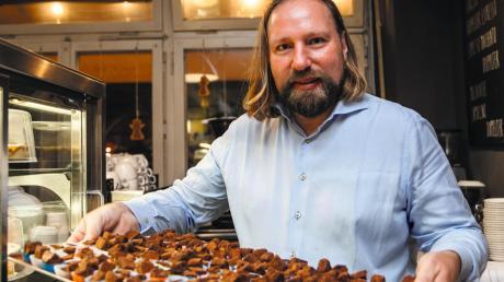 Anton Hofreiter ist ein Genussmensch. In seiner Freizeit stellt er unter anderem Pralinen her.