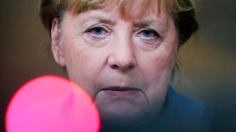 Angela Merkel nutzte ihre wöchentliche Video-Ansprache für einen Appell an die Bevölkerung.