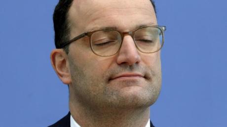Gesundheitsminister Jens Spahn ist als erster im Kabinett positiv auf Corona getestet worden.