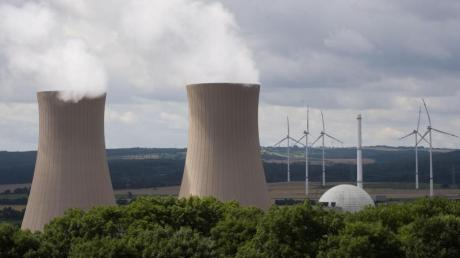 Deutschland steigt bis Ende 2022 auf der Atomkraft aus.