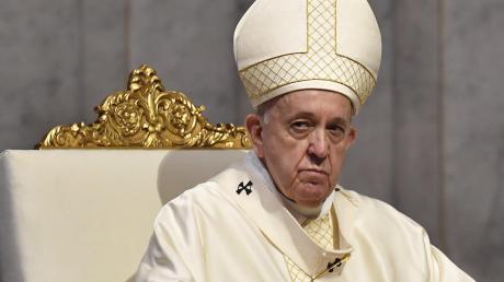 Reformen nicht um jeden Preis: Papst Franziskus.