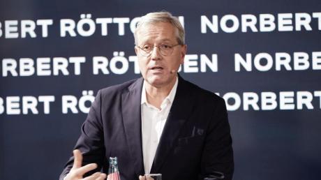 Norbert Röttgens Bewerbung um den CDU-Vorsitz hat spürbar Schwung aufgenommen.
