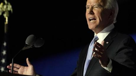 Joe Biden war unter Barack Obama bereits Vizepräsident der USA.