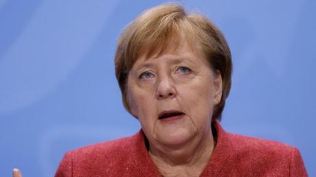 EU-Haushaltsstreit:Kanzlerin Angela Merkel sucht einen Ausweg.