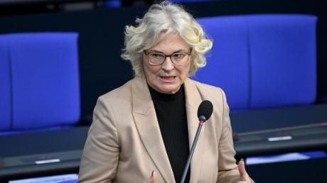 Justizministerin Christine Lambrecht will einen härteren Kampf gegen das Doping-System.