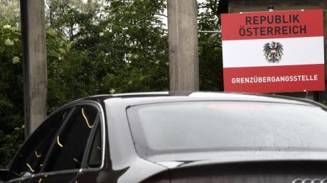 Bayern erlaubt ab Mittwoch wieder den kleinen Grenzverkehr zu Österreich