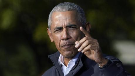 """Auch der frühere US-Präsident Barack Obama meldete sich zu Wort. Er nannte die eskalierten Proteste am US-Kapitol einen """"Moment großer Ehrlosigkeit""""."""
