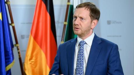 Michael Kretschmer rät der CDU in Sachsen-Anhalt zum höheren Rundfunkbeitrag.