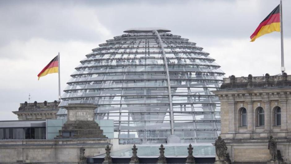 Das Reichstagsgebäude in Berlin: Im September findet die Bundestagswahl 2021 statt.