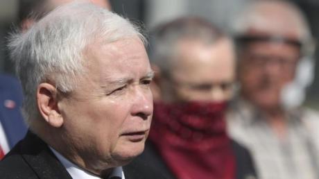 Jaroslaw Kaczynski, Vize-Ministerpräsident und Chef der Regierungspartei PiS, gilt als starker Mann in der polnischen Politik.