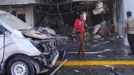Der jemenitische Regierungschef und seine Mitglieder sind nach einem Anschlag wohlauf.
