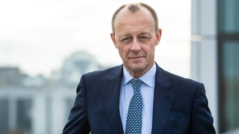 Friedrich Merz kandidiert nach vielen Jahren wieder für den Bundestag.