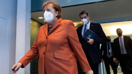Noch ist Angela Merkel die Nummer eins der deutschen Politik. Im Herbst 2021 zieht sie sich zurück. Wird Markus Söder ihr Nachfolger?