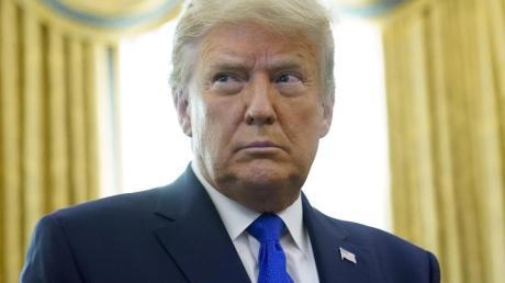 Donald Trump kann sein Twitter-Konto nicht mehr nutzen. Er wurde gesperrt.