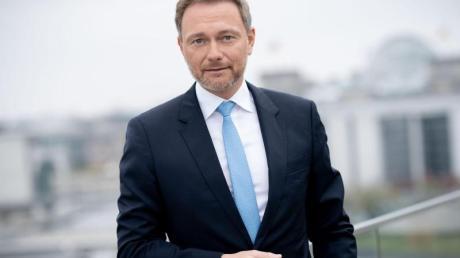 Christian Lindner, Fraktionsvorsitzender im Bundestag und Parteivorsitzender der FDP.